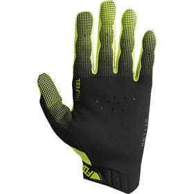 Fox Defend D3O Gloves Herre fluorescent yellow